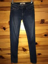 *HOLLISTER* Women's Juniors HOLLISTER JEGGING Jeans Size 1R W25 L29