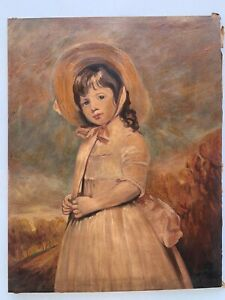 excellent painting,oil on old canvas,masterpiece of old painter,signed renoir