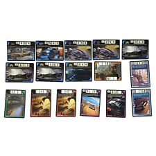Hot Wheels Acceleracers Collectable Trading Card Game TCG Lot - 16 Cards