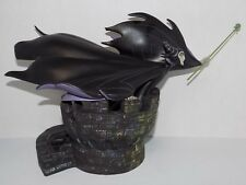 "Wdcc Sleeping Beauty Villains ""The mistress of All Evil"" Maleficent - Damaged"
