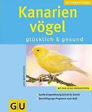 Kanarienvögel (Neue Tierratgeber) von Bartuschek, Lutz | Buch | Zustand gut