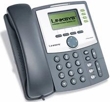 Teléfono de teléfono IP de Cisco Linksys SPA942-incluye Iva Y Garantía-Admin bloqueado