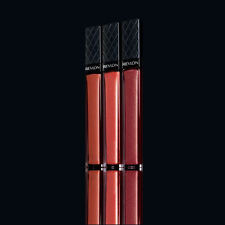 3 X Revlon Colorburst Lipgloss ~ New! + Free Postage ~