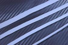 Weiß Geflochten Ärmlung Kabel Kabelstrang Ummantelung Spreizhülse Viele Größen