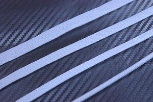 White Braided Sleeving Cable Harness Sheathing Expanding Sleeve Many sizes!