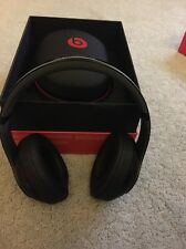 Genuine Beats By Dr. Dre Studio 2.0 Over Ear Wired Headphones - Black