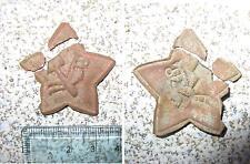 CCCP étoile insigne russe cocarde soviétique casquette  képi 1918 N2