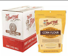 Bob's Red Mill Yellow Corn Flour, 22 Oz (Pack Of 4)