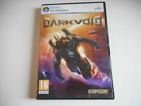 JEU PC DVD - DARK VOID - COMPLET