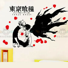 Wallpaper Poster Car Stickers Wall Decoration Anime Japan Tokyo Ghoul Cosplay