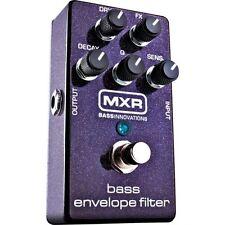 Pedali bassi MXR per effetti di chitarre e bassi