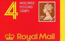 Engeland booklet GF2 MNH 1988 - Laminated Cover / 4x27