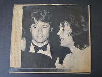 AP Wire Press Photo Margaret Trudeau has A New Man in Her Life Jimmy Johnston
