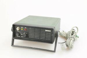 4m Bosch FAE 82 Funk-Alarmempfänger Meldeempfänger 68 - 87,5 MHz inkl. Netzkabel