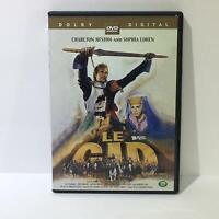 Le Cid Charlton Heston & Sophia Loren DVD