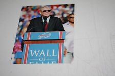 BUFFALO BILLS BILL POLIAN UNSIGNED 8X10 PHOTO HOF 2015 INDUCTEE