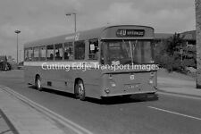 35mm Bus Negative: Crosville SPG755 (KFM 755J) at Chester 13/09/1979  22/895/454