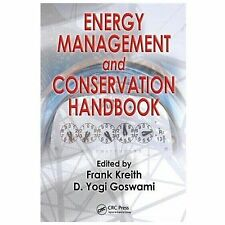 Energy Management and Conservation Handbook (Mechanical and Aerospace Engineeri