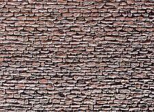 (57,28€/m²) Faller 170618 Mauerplatte Naturstein, aus Karton, 250 x 125 mm