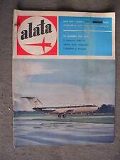 ALATA # 220 - RIVISTA AERONAUTICA - OTTOBRE 1963 - BUONO