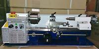"Mini-Drehmaschine Packung - BRANDNEU 7x14 Maschine mit Dro & 4 "" Chuck"