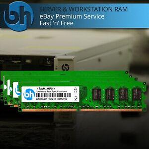 DDR3 ECC REG RAM up to 384GB 24x 16GB R-DIMMs Dell T7500 T7610 Workstation
