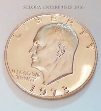 1973 S Eisenhower *PROOF* Dollar Coin **FREE SHIPPING**