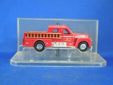 Vintage Corgi San Francisco Turbo Chief Fire Truck Seagrave pumper