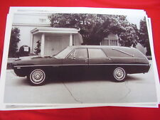 1969 DODGE POLARA  HEARSE   BIG   11 X 17  PHOTO   PICTURE