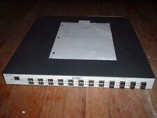Emc Ds-24M2 24-Port Gigabit Fibre Switch / 8-Port Active / noRailkit