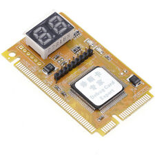 Mini PCI PCI-E LPC Combo Debug Card Diagnostic Tester Notebook PC Repair Tools