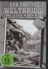 Der Zweite Weltkrieg - Die letzte Schlacht - Untergang des III. Reiches - DVD