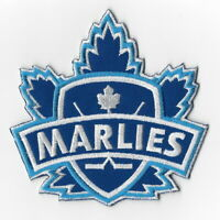 NHL Toronto Marlies Iron on Patches Embroidered Patch Applique Badge Sew Emblem