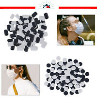 Cord Locks Adjustable Toggles Elastic Stopper for Face Cover Tightening Closures