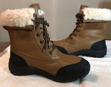 UGG ADIRONDACK II WOMAN'S SNOW BOOTS OTTER(OTT) 5469 SIZE 7 NEW* AUTHENTIC