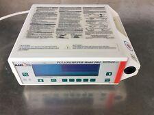 Novametrix Pulsoximeter Model 2001 Tüv bis 05/2017