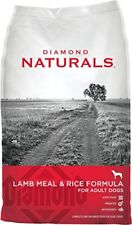 Diamond Naturals Dry Food for Adult Dogs Lamb and Rice Formula 40 Pound Bag