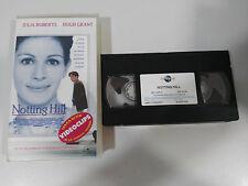 NOTTING HILL VHS CINTA TAPE COLECCIONISTA JULIA ROBERTS HUGH GRANT