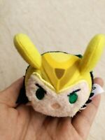Disney authentic Tsum tsum mini Loki Marvel plush toy Gift