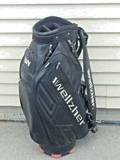 Wellzher Black Golf Bag Very Nice!