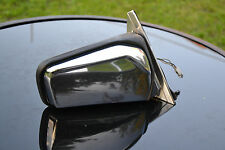 Right Side Exterior Rear View Mirror Electric Power Chrome W123 Mercedes