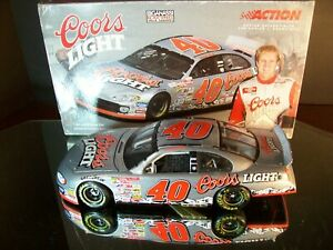 Sterling Marlin #40 Coors Light 2001 Dodge Intrepid R/T 1:24 Action 12,852 Made