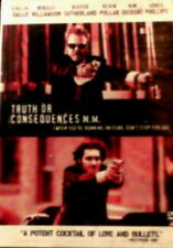 TRUTH or CONSEQUENCES N.M. (1997) Kiefer Sutherland Vincent Gallo Kevin Pollack