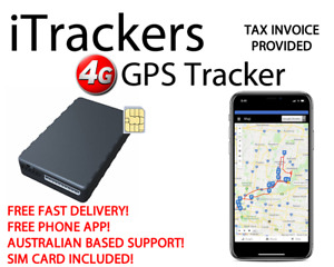 The DEFENDER - 4G GPS Tracker for Car Boat Motorbike Van Caravan Trailer