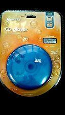Memorex Portable Cd Player Model Md6447 Blu