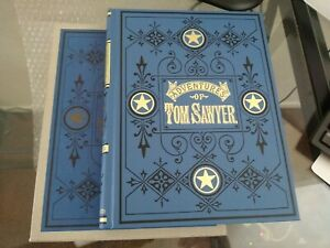 Adventures Of Tom Sawyer, By Mark Twain Facsimile LIKE NEW