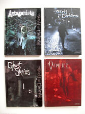 The WORLD OF DARKNESS * Horror * RPG Book Lot (SET OF 4) Roleplaying Game System