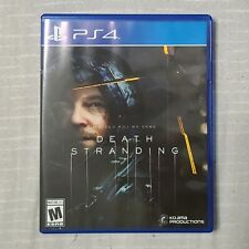 Death Stranding: A Hideo Kojima Game (PlayStation 4, Disc Only)