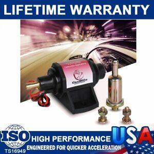 Low Pressure 2-3.5PSI Universal Micro Electric Fuel Pump 42S Gasoline Carburetor