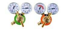 SÜA - Oxygen and Propane/Propylene Regulators Weld Gauges - Rear Entry - LDB